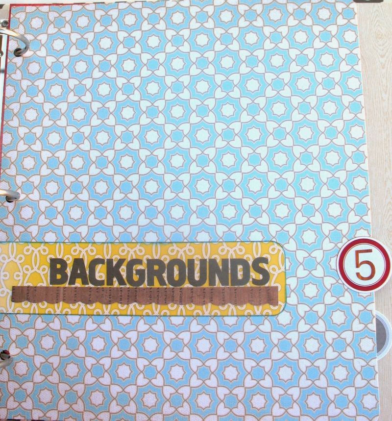 Stamp_binder_section_five_cover